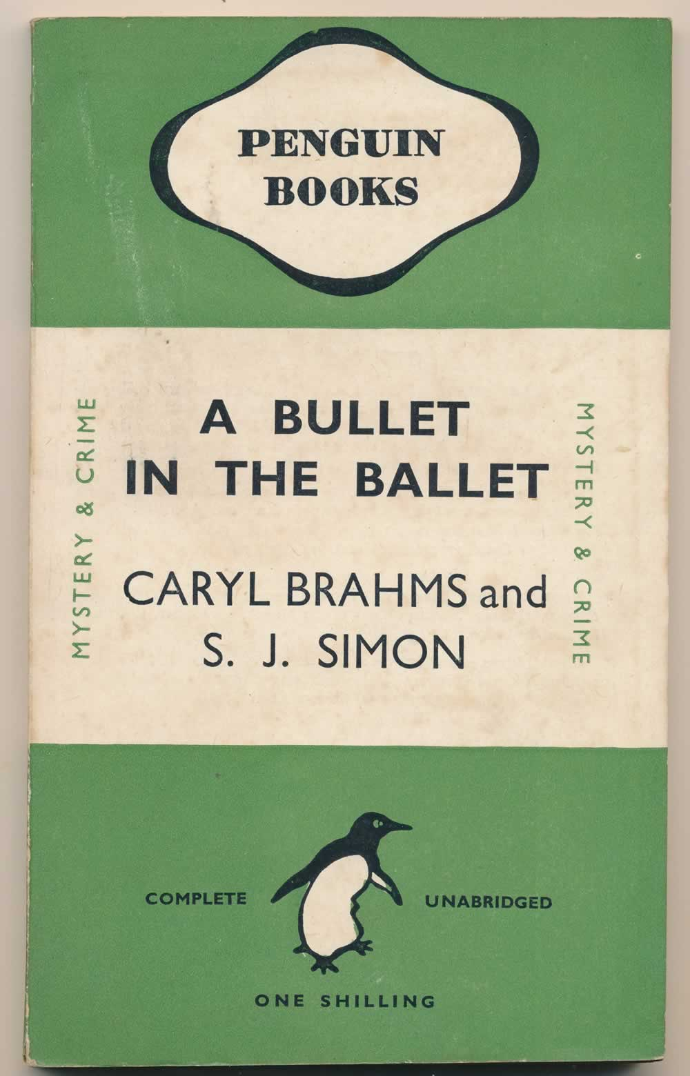 A bullet in the ballet baskerville books publicscrutiny Gallery