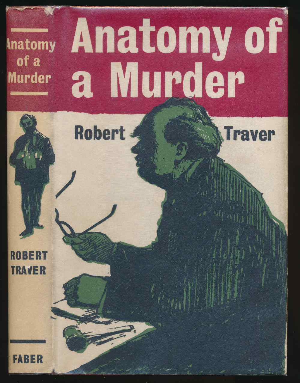 Anatomy of a murder | Baskerville Books