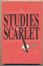 Studies in scarlet