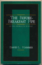 The before breakfast pipe of Mr. Sherlock Holmes