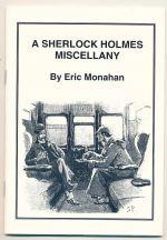 A Sherlock Holmes miscellany