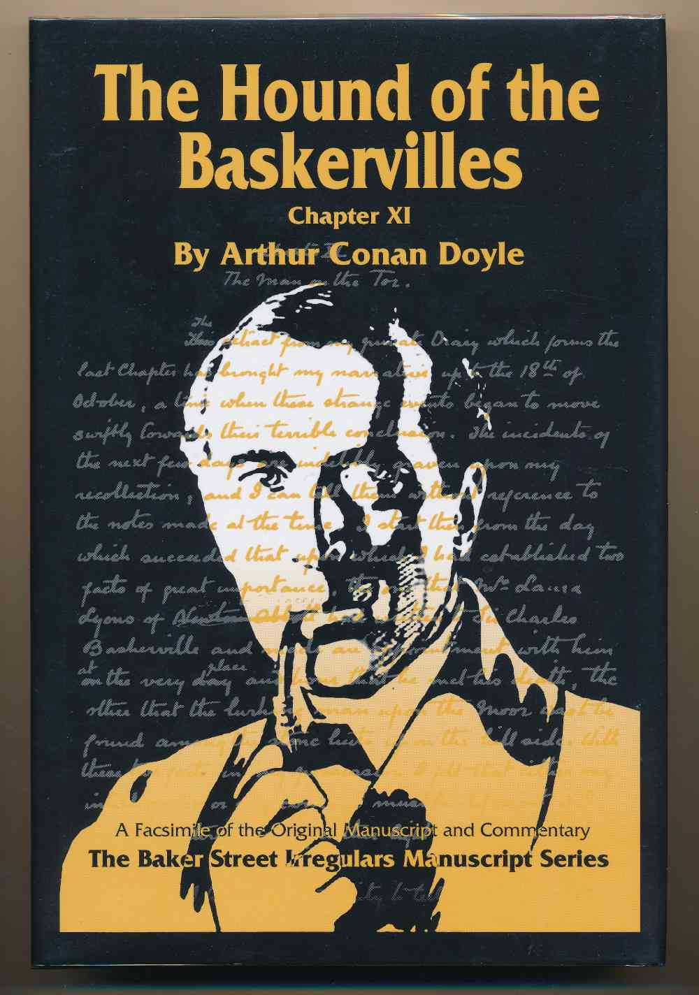 Hounds Of Baskerville Book