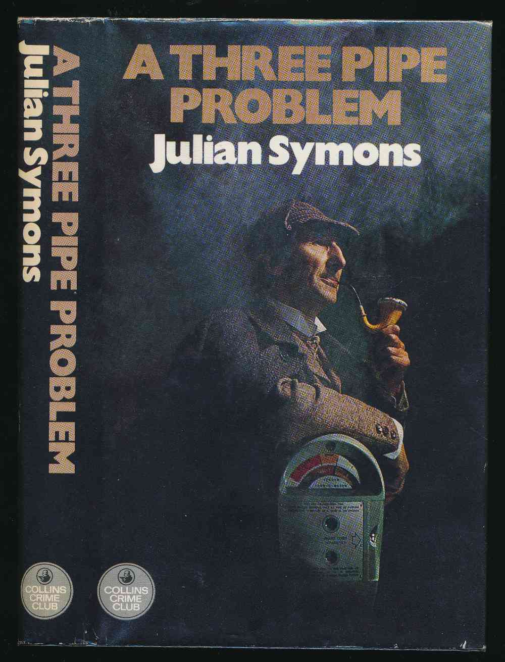 A Three Pipe Problem Baskerville Books